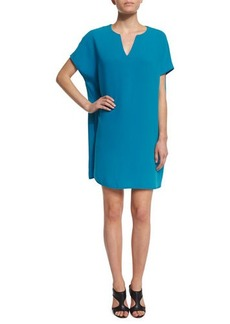Diane von Furstenberg Kora Short-Sleeve Shift Dress