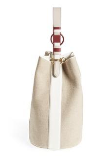 Diane von Furstenberg Large Steamer Bucket Bag
