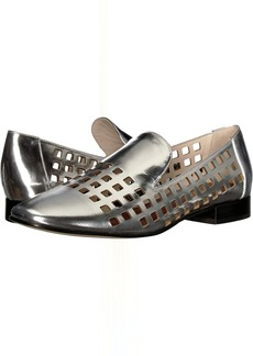 Diane Von Furstenberg Linz Perforated Loafer