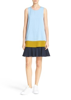Diane von Furstenberg Lisa Silk Sheath Dress