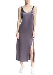 Diane von Furstenberg Lyla Charmeuse Slip Dress