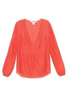 Diane Von Furstenberg Maslyn blouse