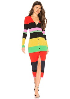 Diane von Furstenberg Maxi Sweater Dress