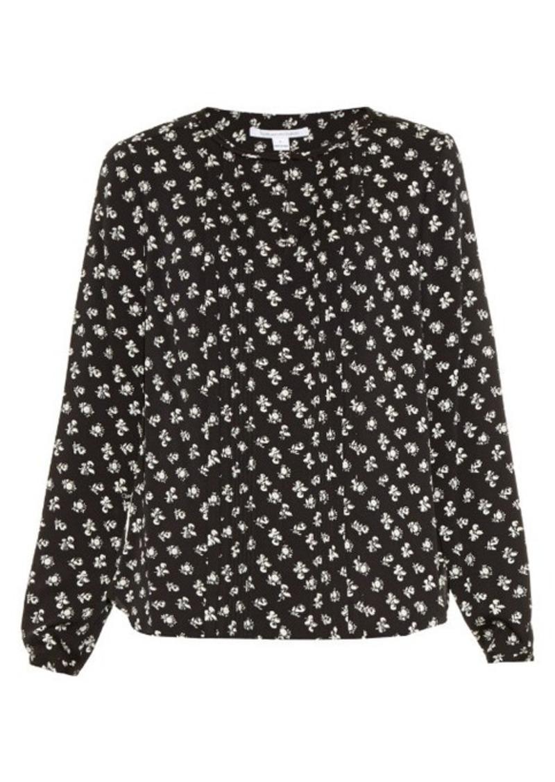 Diane Von Furstenberg Meadow blouse