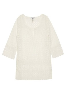 Diane Von Furstenberg Montauk cover-up
