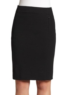Diane Von Furstenberg New Koto Pencil Skirt