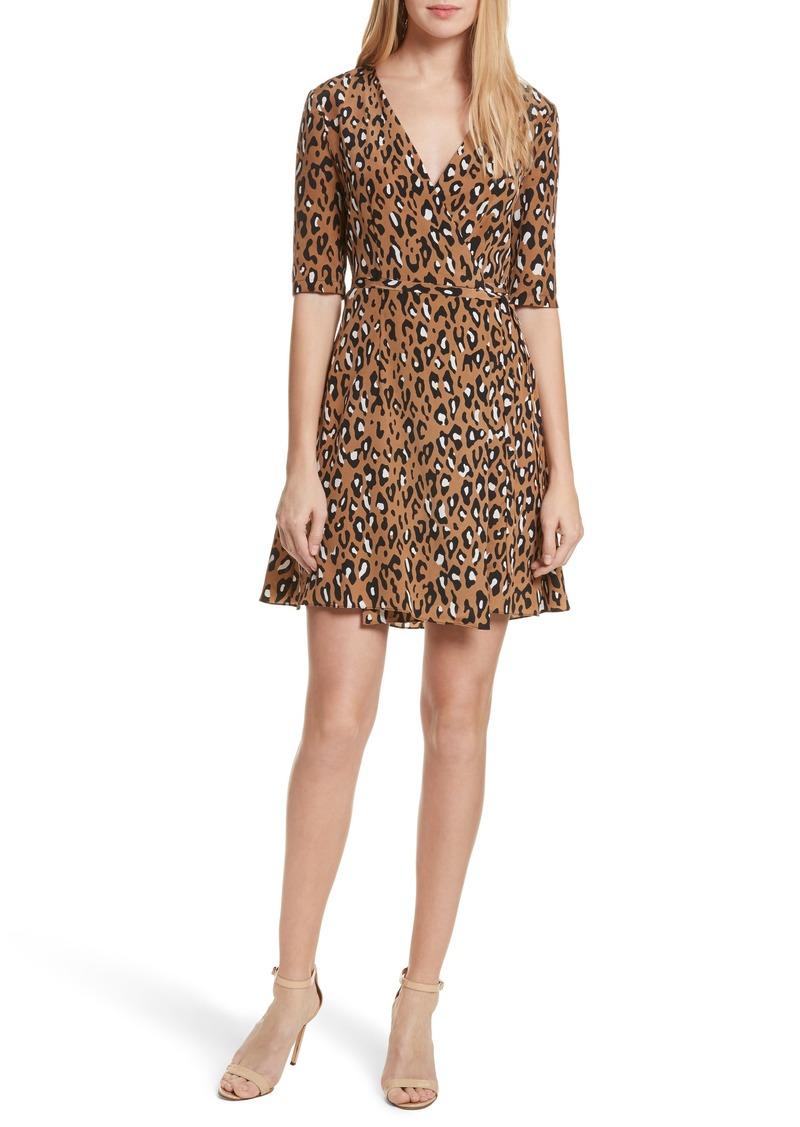4bad0a5138e5 Diane Von Furstenberg Diane von Furstenberg New Savilla Leopard ...