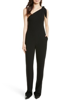 Diane von Furstenberg One-Shoulder Jumpsuit