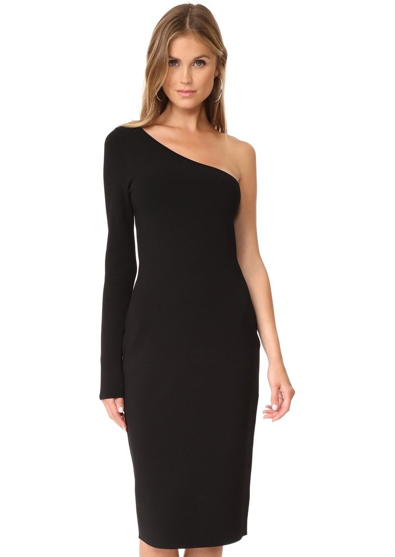 ec17544cd0 Diane Von Furstenberg Diane von Furstenberg One Shoulder Long Sleeve ...