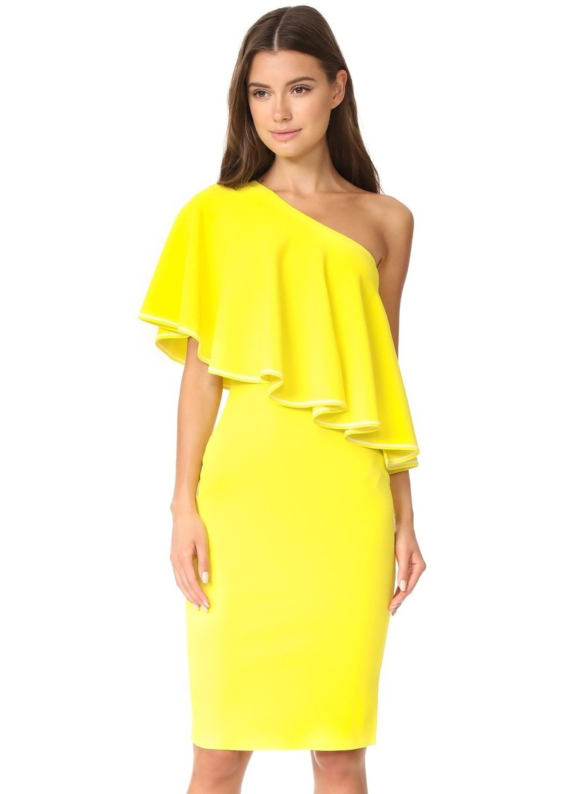 Diane Von Furstenberg One Shoulder Dress