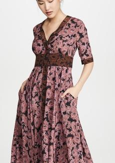Diane von Furstenberg Peony Dress