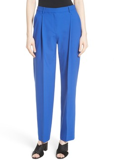Diane von Furstenberg Pleat Front Pants