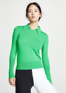 Diane von Furstenberg Polo Sweater
