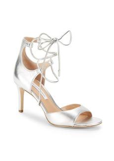 Diane Von Furstenberg Rimini Lace-Up Stilettos