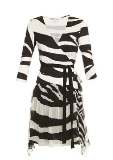 Diane Von Furstenberg Riviera dress