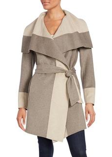 Diane von Furstenberg Robe Coat