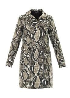 Diane Von Furstenberg Sally coat