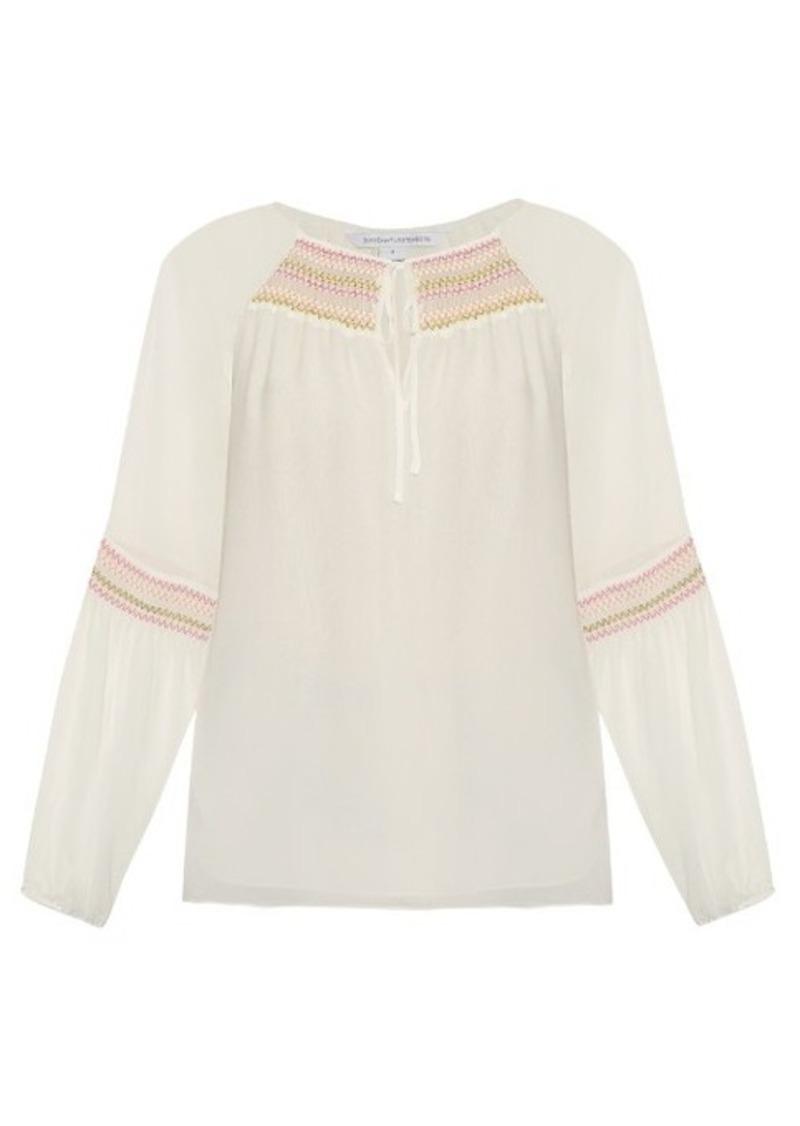 Diane Von Furstenberg Sammy blouse