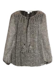 Diane Von Furstenberg Saylor blouse