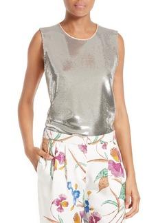 Diane von Furstenberg Sequin Shell