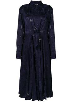 Diane Von Furstenberg shirt dress - Blue