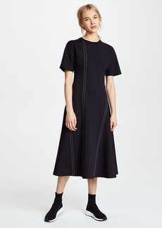 Diane von Furstenberg Short Sleeve T-Shirt Dress