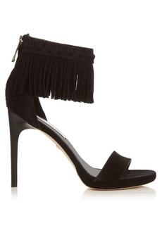 Diane Von Furstenberg Sian fringe sandals