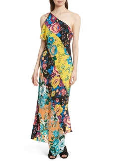 Diane von Furstenberg Silk Maxi Dress