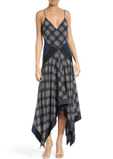 Diane von Furstenberg Silk Midi Dress