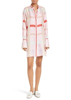 Diane von Furstenberg Silk Shirtdress