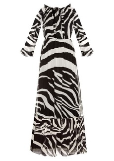 Diane Von Furstenberg Simonia gown