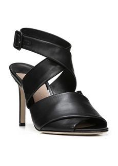 Diane Von Furstenberg Sondrio Nappa Leather Sandals