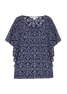 Diane Von Furstenberg Stella blouse