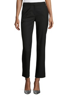 Diane von Furstenberg Stretch-Wool Cigarette Pants