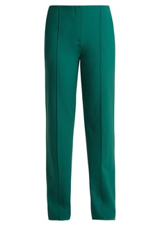 Diane Von Furstenberg Stretch-wool trousers