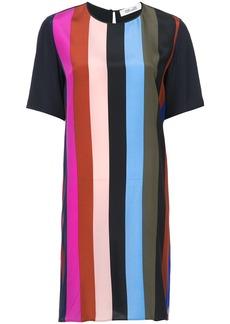 Diane Von Furstenberg striped T-shirt dress - Multicolour