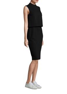 Diane Von Furstenberg Tali Popover Dress