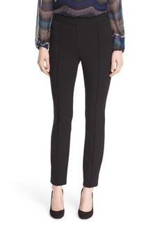 Diane von Furstenberg 'Trexler' Slim Leg Knit Pants