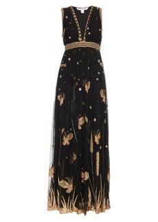 Diane Von Furstenberg Vivanette dress