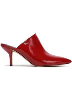 Diane Von Furstenberg Woman Mid Heel Pumps Claret