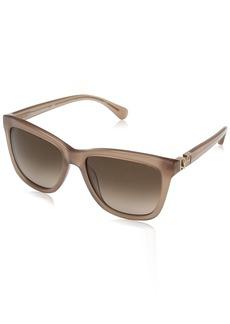 Diane Von Furstenberg Women's DVF610S Ivy Square Sunglasses  56mm