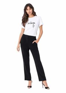 Diane von Furstenberg Women's InCharge Cotton T-Shirt  S