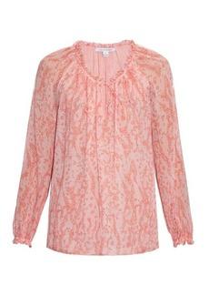 Diane Von Furstenberg Wynn blouse
