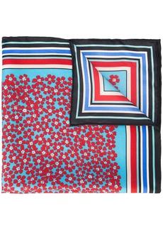 Diane Von Furstenberg ditsy floral print scarf