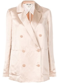 Diane Von Furstenberg double-breasted fitted blazer
