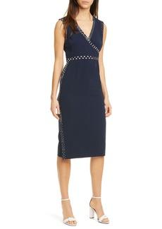 Diane Von Furstenberg DVF Anissa Sheath Dress