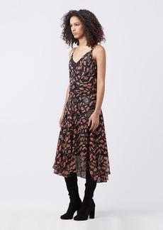 DVF Benita Embellished Dress