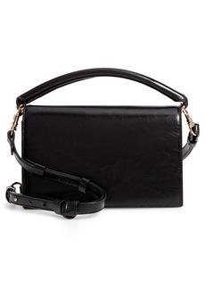 Diane Von Furstenberg DVF Bonne Soirée Leather Top Handle Bag
