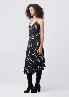 DVF BRENNDAH SLIP DRESS