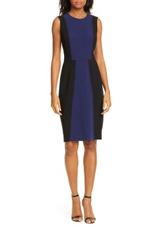 Diane Von Furstenberg DVF Calliope Sheath Dress
